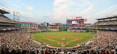 If baseball is your favorite sport be be sure to head to Nationals Park to watch the 2012 NL East Champion Washington Nationals!