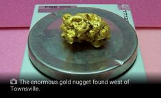 Man finds enormous gold nugget in North Queensland | The Courier-Mail