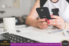 If you're wondering where to find free stock photos for your business or blog - have no fear. This is a great list of free images with no usage restrictions
