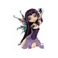 Dragon's Magical Spell Figurine  Jasmine Becket-Griffith