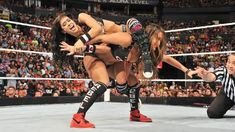Paige vs. Nikki Bella vs. AJ Lee – Divas Championship Match: photos | WWE.com