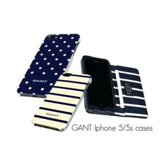GANT iphone 5/5s cases by friida97 on Polyvore featuring GANT