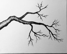 Beauty in Rebirth | Tree's in fall | Ink | 2012  Www.facebook.com/taraaudreyINcolor