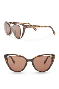 7f2a9ff33da3 Women's 50mm Modified Cat Eye Sunglasses Sunglass Frames, Diane Von  Furstenberg, Cat Eye Sunglasses. Nordstrom Rack