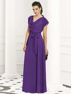 Mother of the bride/maid of honor dress