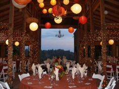barn candle centerpieces - Google Search
