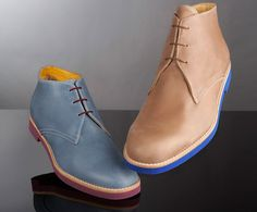 Amazing colors. Beautiful construction and simple lines. There are more by T Slack shoemakers that I pine for.