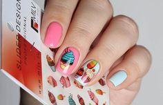 Milv siirtokuva N3871,50€ Enamel, Nails, Accessories, Beauty, Finger Nails, Vitreous Enamel, Ongles, Enamels, Beauty Illustration