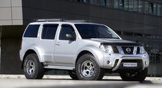 AT35 conversion package for Nissan Pathfinder