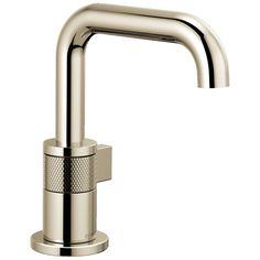 Litze by Brizio Single Handle Lavatory Faucet