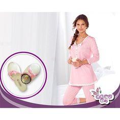 #somosdoce04 con #slipper perfectas para ir a la cama