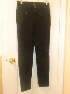 Ann Taylor LOFT Skinny Jeans-Dark Rinse