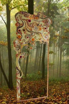 Fabulous mirror. .. love it.