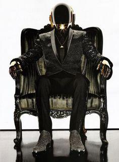 Daft Punk obsesión portada de revista 2