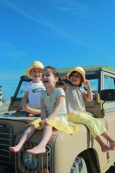 Let's go on a safari!
