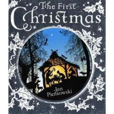 The First Christmas by Jan Pienkowski, #Childrens #book