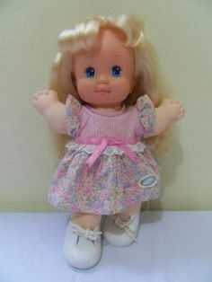 Vale a Pena Relembrar: Boneca Magic Baby da Estrela