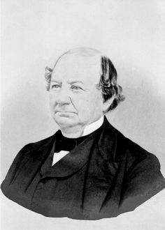 James Buckelew (1801-1869) - namesake of Jamesburg, NJ. Contractor on the Camden & Amboy Railroad (1831) and built the Jamesburg-Freehold Agricultural RR. His other business ventures included a stagecoach line between Jamesburg and Freehold and providing the finest mule towing teams on the Delaware and Raritan Canal. He was one of the largest mule dealers in the United States.  Also owned a tile draining factory, brick kiln, grist mill, canning factory, and established a National Bank in…