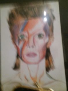 Memory of David Bowie