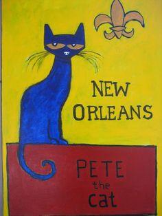 I <3 Pete the cat