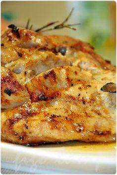 Portuguese Recipes, Portuguese Food, Main Meals, Lasagna, Meat, Chicken, Ethnic Recipes, Pork Leg Roast, Roast Beef In Oven
