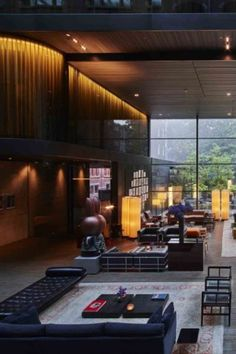 This boutique hotel luxury design is striking and extravagant and yet has the appeal to a wider variety of people as a residential space rather than a hotel.