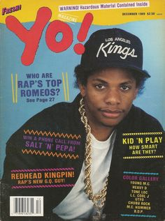 Is Eazy E Rap's Top Romeo? Or Is He More Of A Middle Mercutio?