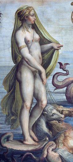 """birth of venus"" (detail)   sandro botticelli"