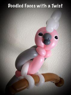 Balloon Ideas, Balloon Decorations Party, Balloon Animals, Snowman, Art Ideas, Doodles, Characters, Decorating, Dogs
