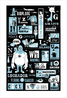 ABC poster from thedesignbureauofamerika.com