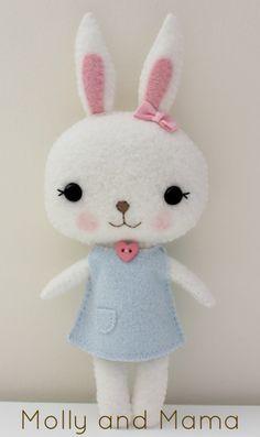 beautiful felt bunny by Molly and Mama.jpg