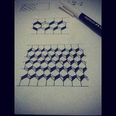 Zentangle/ Doodle/Pattern