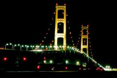 Mackinaw Bridge - my ultimate favorite bridge, the one that started my obsession!