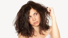 4 Mascarillas caseras contra el frizz del cabello ~ cositasconmesh