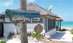 Tippy's - Governor's Harbor, Eleuthera, Bahamas. I have never had better pizza than there.