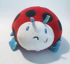 ladybug Chicco plushy stuffed animal, used in VGC #Chicco International Trade, Plushies, Ladybug, Animals, Ebay, Animales, Animaux, Stuffed Animals, Animal