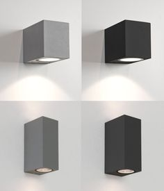 Single 1 x orTwin 2 x (not included). Choice of finish:Black orPainted Silver. All goods are new unless stated otherwise. NON-FAULTY GOODS. Patio Lighting, Landscape Lighting, Lighting Design, Contemporary Outdoor Lighting, Contemporary Wall Lights, Small Wall Lights, Garden Wall Lights, Exterior Wall Light, Silver Walls
