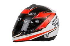 "Lotus F1 Team :: ""It Protects My Head"" - Kimi Räikkönen Reveals 2013 Helmet Design [Feature + Slideshow]"