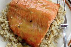 You'll love this honey-dijon salmon!