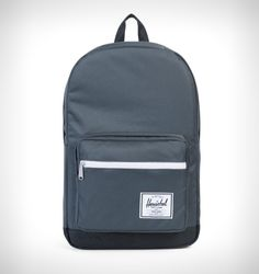 "Herschel Supply Co. Pop Quiz 15"" Laptop Backpack Dark Shadow/Black"