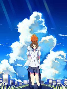 MakotoXChiaki - The girl who leapt through time