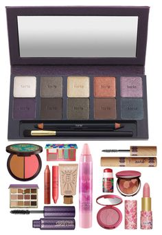 """""""Tarte Makeup"""" by remidee3atfasd ❤ liked on Polyvore featuring beauty and tarte"""