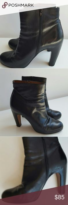 Maison Margiela Martin size 41 ankle boots black Preloved and have some scuffs and worn heels. Fabulous boots still. Maison Martin Margiela Shoes Ankle Boots & Booties