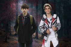Once upon a time/ Descendants:  Henry & Carlos