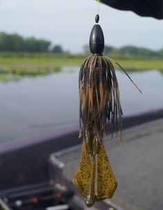 Fishing heavy vegetation is one of the best ways to target summertime bass. Matted vegetation provides cover, shade, and an abundance of baitfish, crawfish, and insects to feed on. The hottest tactic for catching bass…
