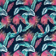 Image via We Heart It #background #colorful #colors #leaves #nature #tropical #wallpaper #wallpapers #backgrounds #ysm