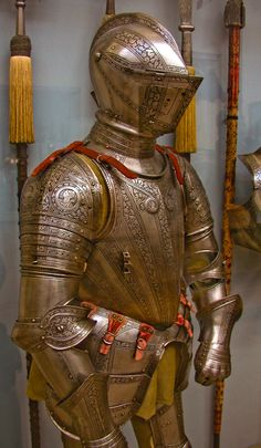 All sizes | BM198 Ceremonial Plate Armor | Flickr - Photo Sharing!