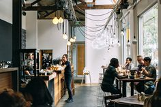 A selection of the best cafes and coffee shops in Sydney - a city that excels at them!