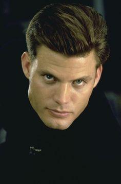 WOW was Casper Van Dien gorgeous or what!