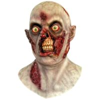 Zombie rot  horror mask with chest - Halloween   £34.99